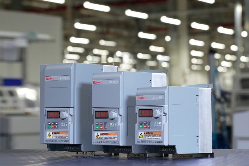 RS Components adds Rexroth industrial frequency converters
