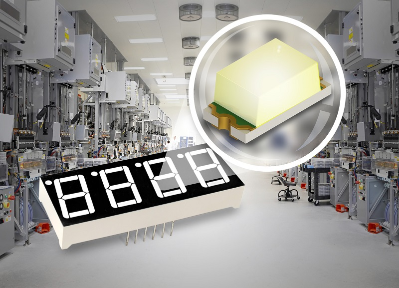 ROHM's New High-Reliability 1608-Size White Chip LED