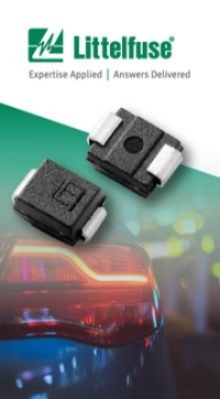 TTI Stocks Littelfuse Automotive TVS Diodes