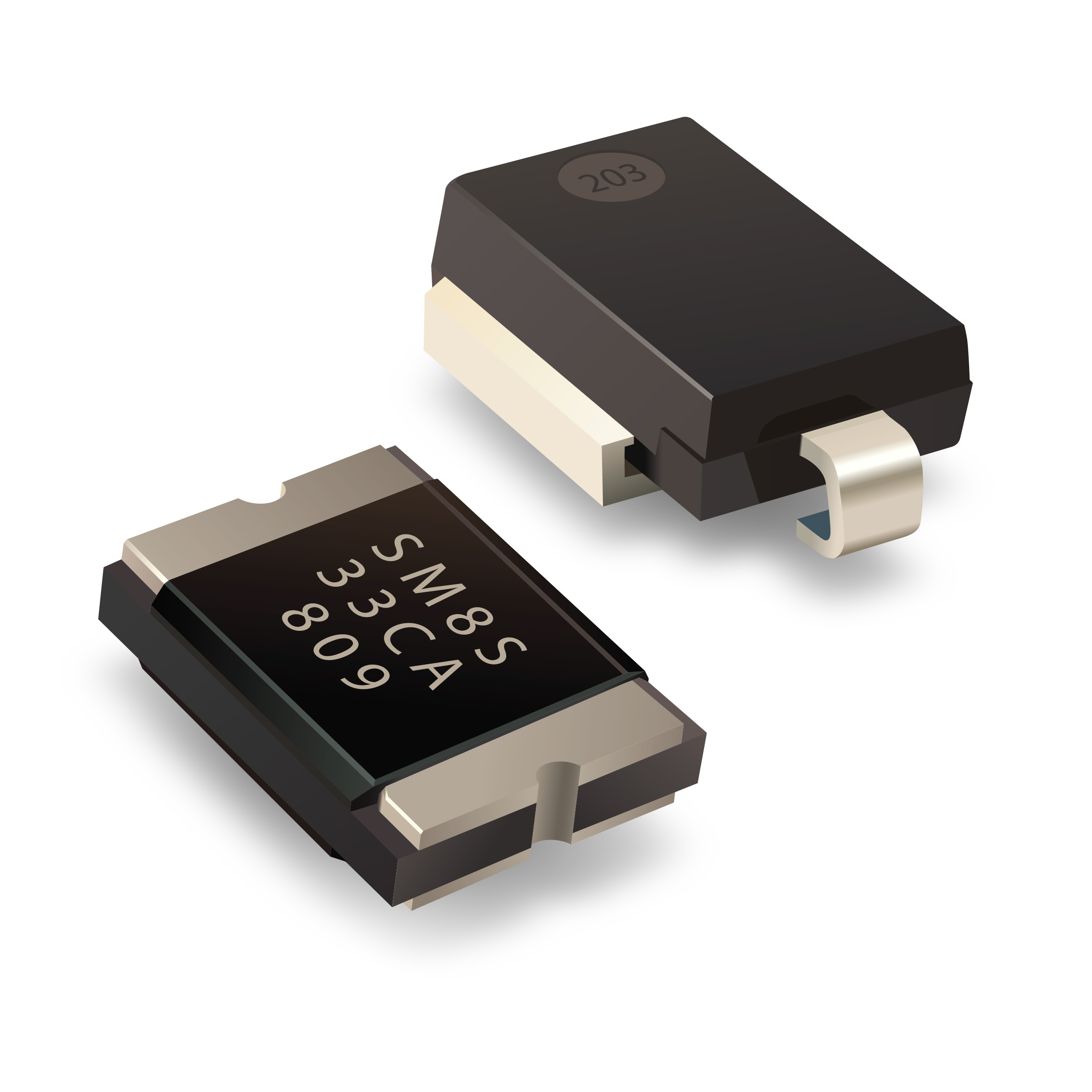 New AEC-Q101-Compliant TVS Diode Products