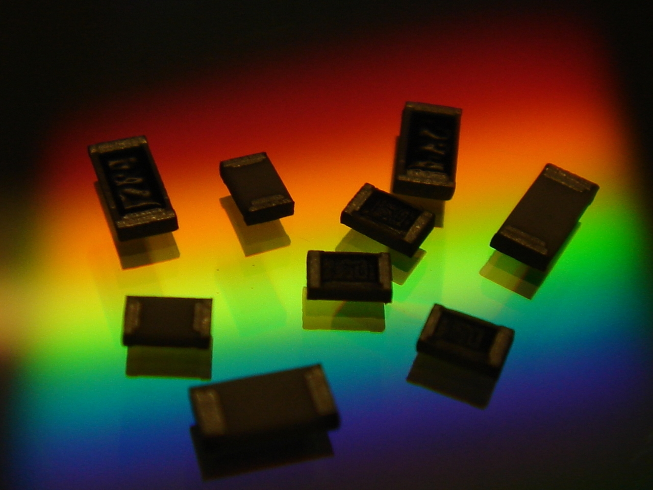 Pulse Withstanding Chip Resistor Boosts Power to 0.25W