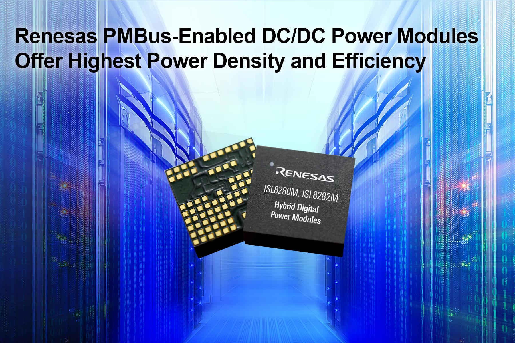 10A and 15A Fully Encapsulated PMBus Power Modules