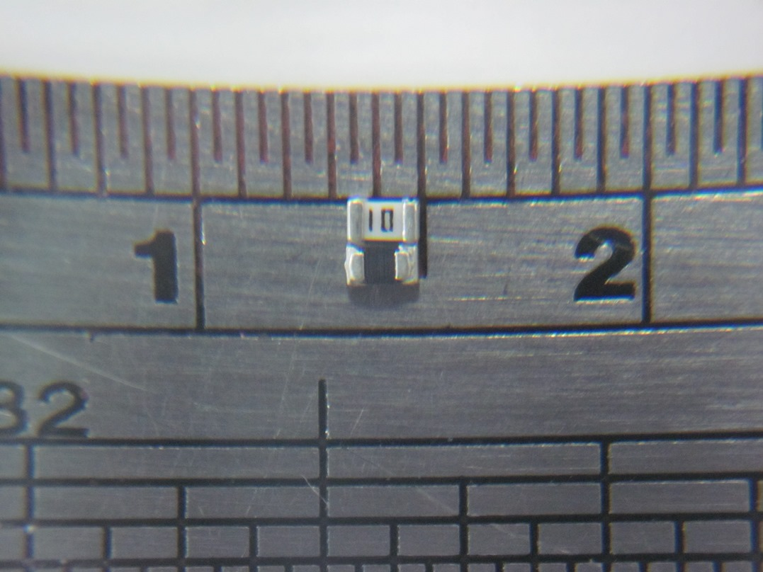 Foil on Ceramic Resistor Offers Values Down to 2.5 Milliohm