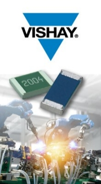TTI Offers Vishay's TNPW and TNPU Series Thin Film Resistors