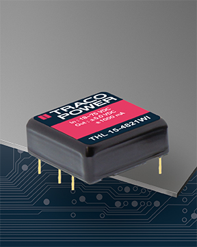 15 Watt Cost-Optimized, High-Efficiency DC/DC Converters