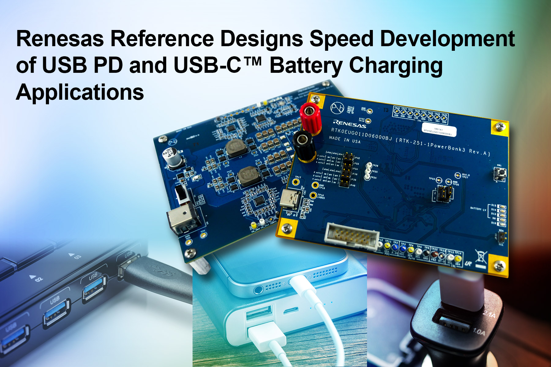 Reference Designs Simplify Battery Charging Applications