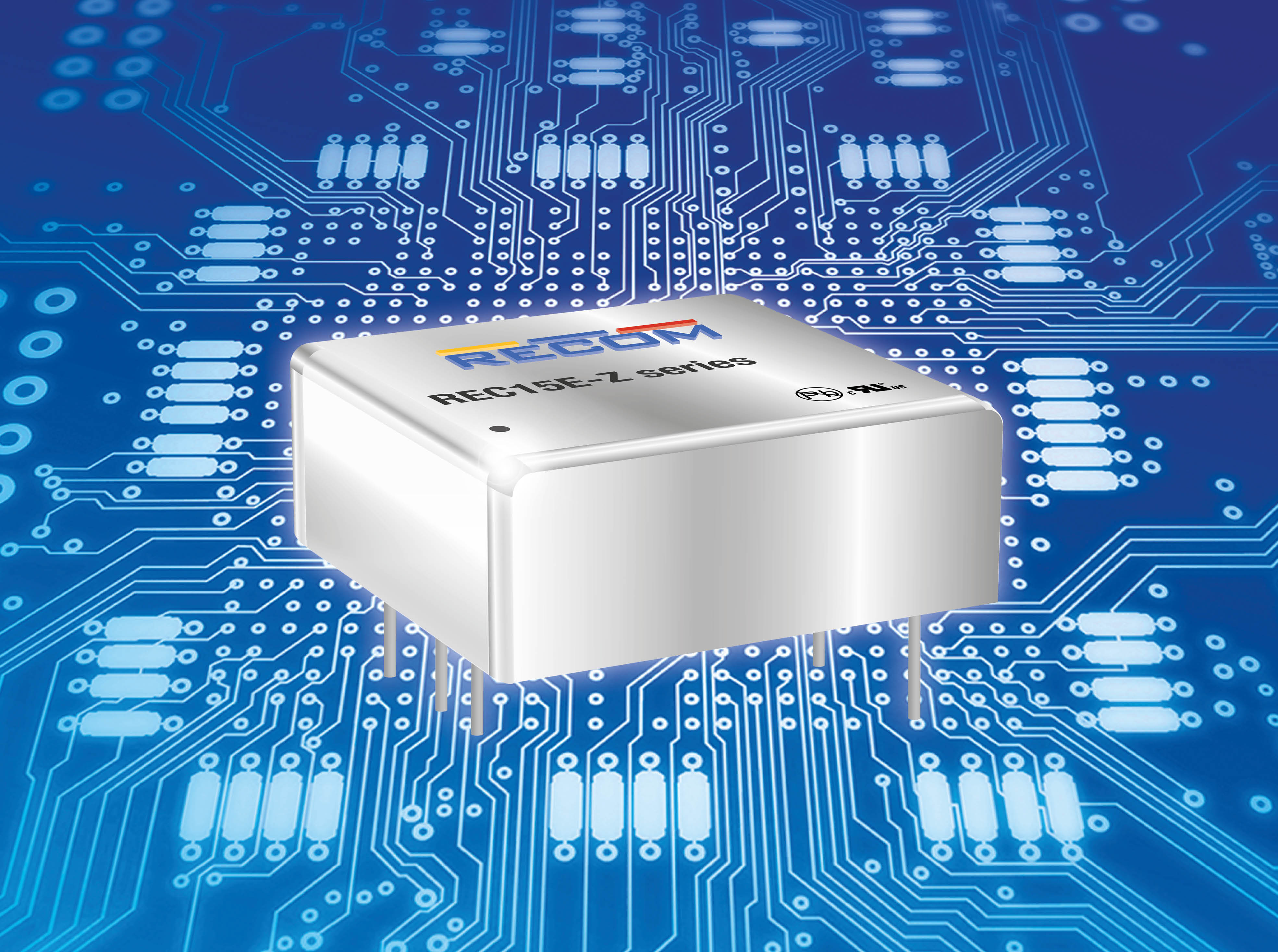 Compact DC/DC Converters from RECOM Now at Rutronik, Inc.