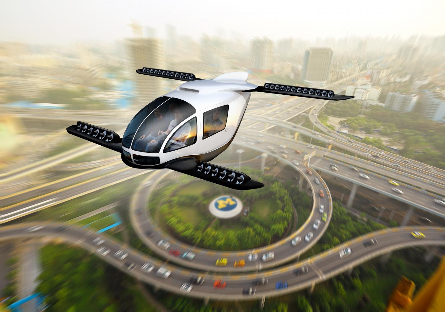 A Jetsons Future? Assessing the Role of Flying Cars
