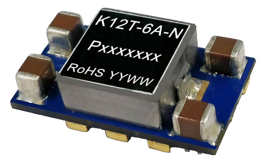 MORNSUN 6-16A Non-isolated POL DC/DC Converter K12T Series