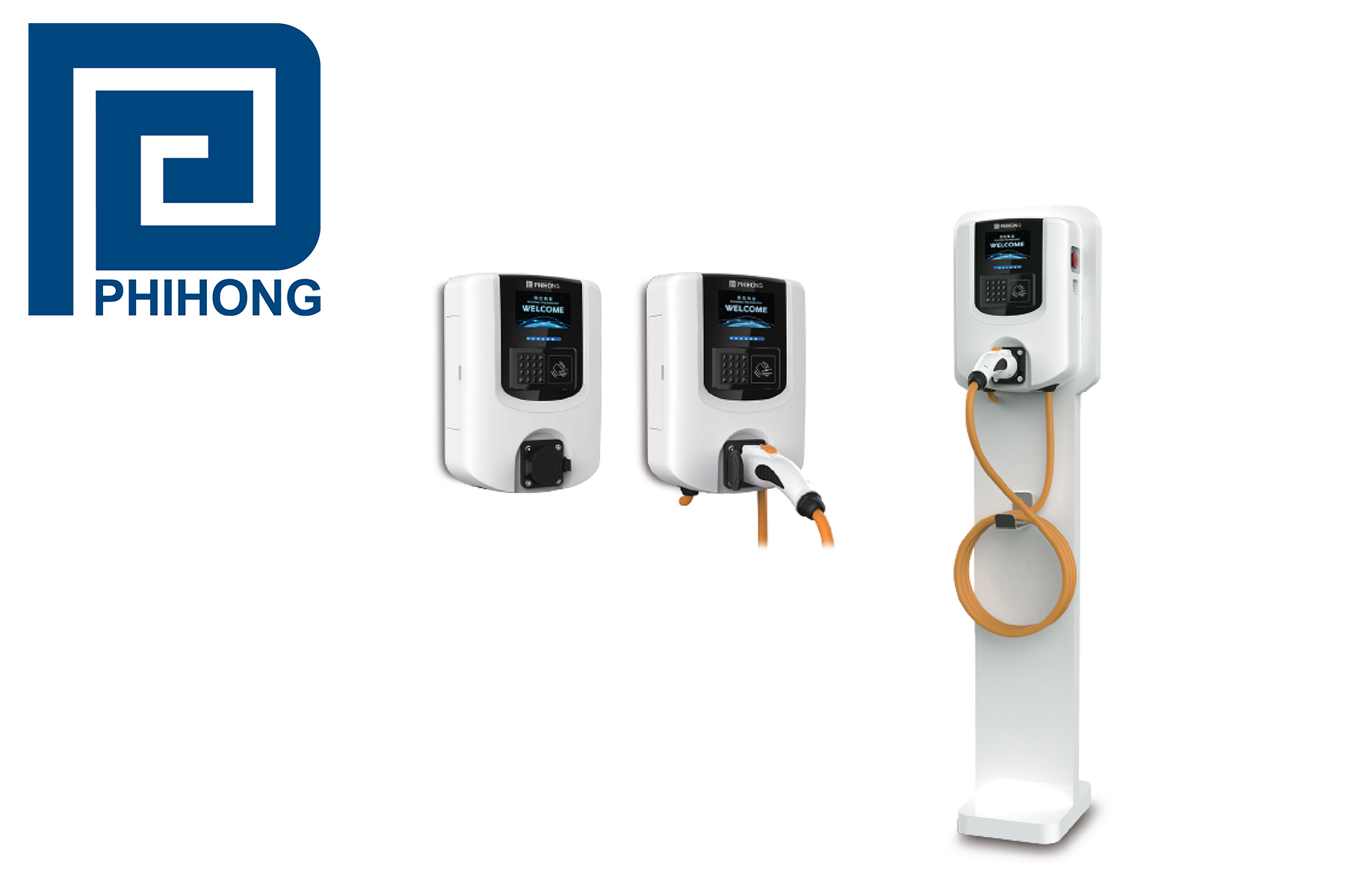 Phihong Introduces the AC32A 7.7kW Electric Vehicle Charger