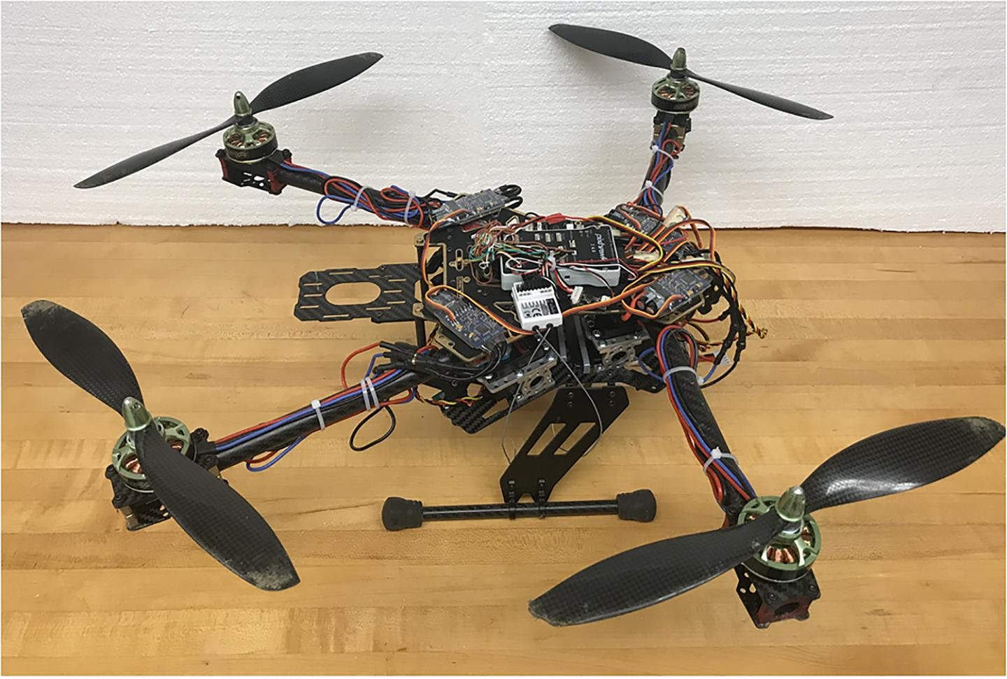 Insect-Inspired Arm Technology Aims to Improve Drones