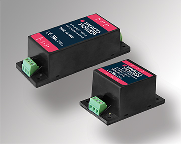 6 & 10 Watt Chassis-Mount DC/DC Converter Modules