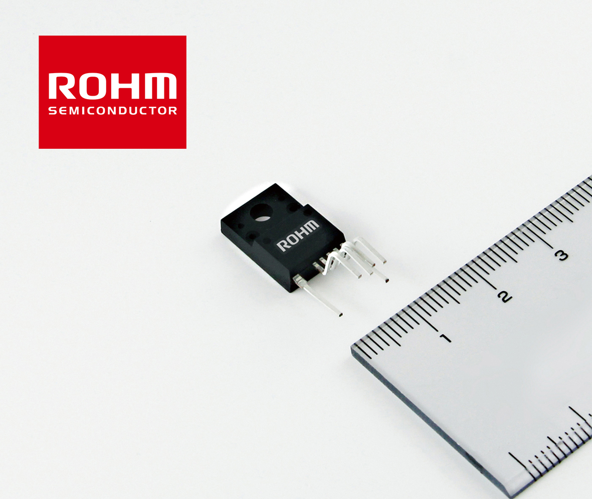 First AC/DC Converter ICs with Built-In 1700V SiC MOSFET