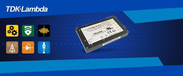 TDK-Lambda PFH500F 500W AC/DC Power Modules