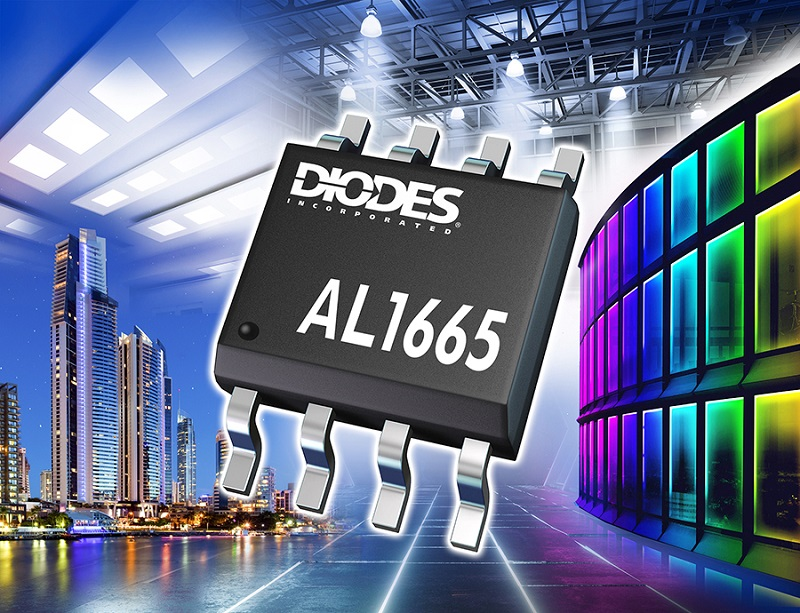 High Power Factor LED Driver-Controller with Mixed-Mode Dimming