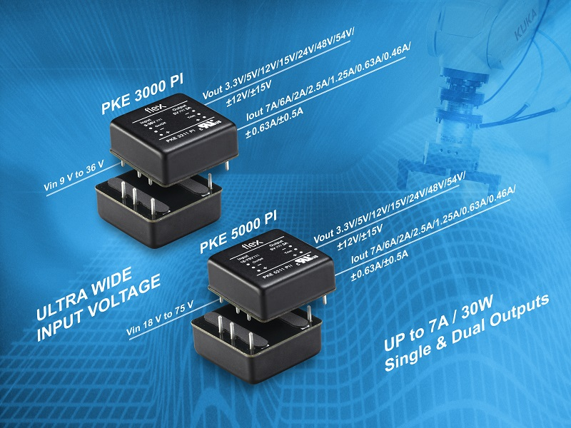 Extended range of reliable and efficient DC-DC converters