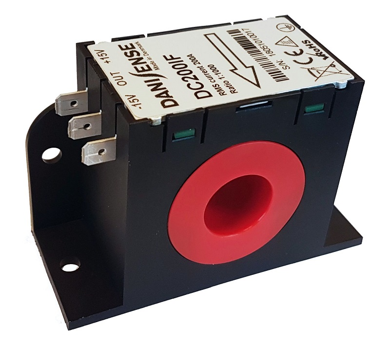 200A current sense transducer costs 40% less than competition