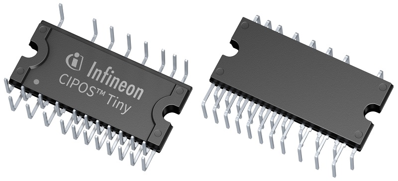 CIPOS Tiny complements Infineon's families of IPMs