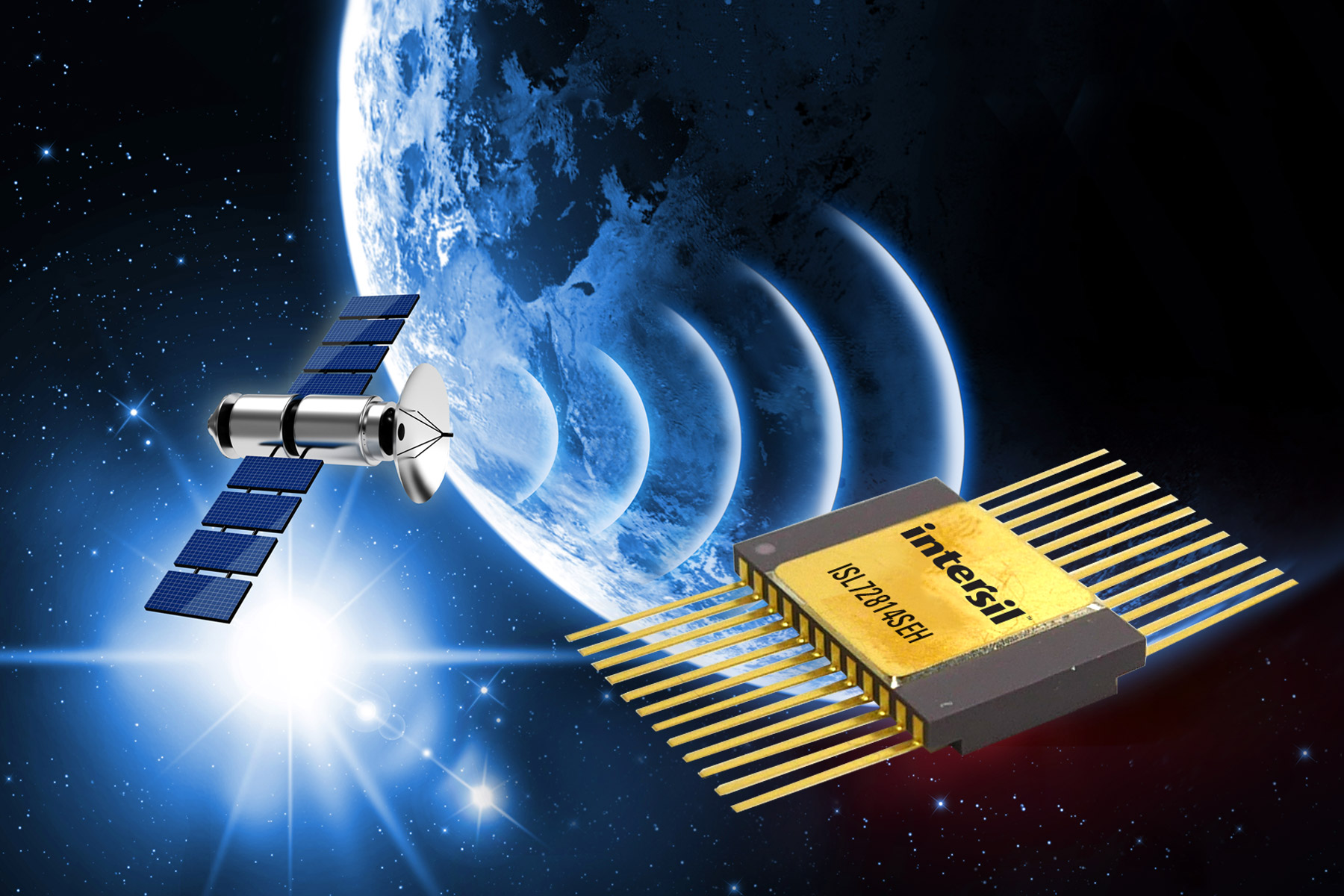 Driver Cuts Satellite Command & Telemetry System Size by 50%