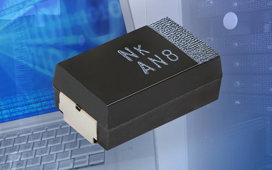 Tantalum Chip Capacitors With Single-Digit ESR Down to 7 mΩ