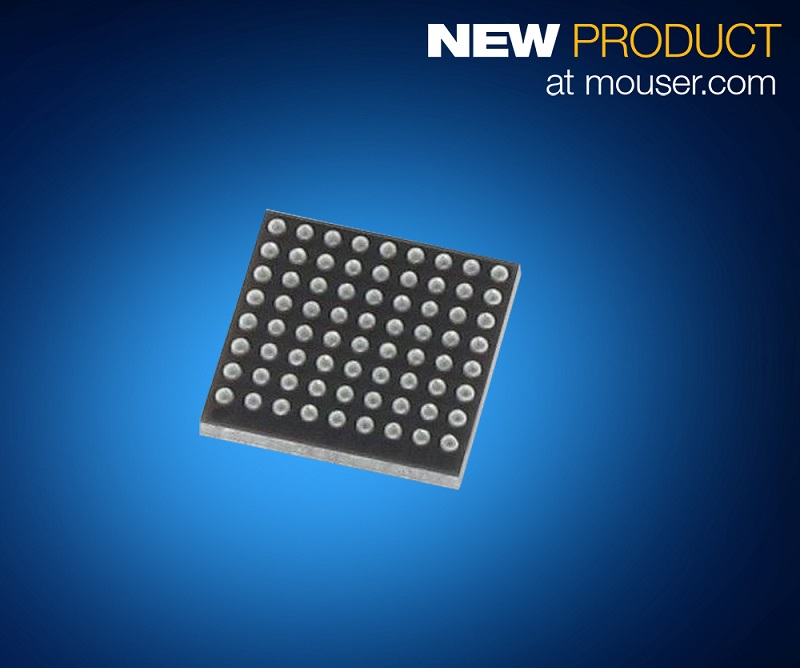 Now at Mouser: Maxim's MAX77860 Switch-Mode Buck Charger