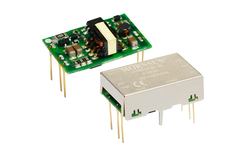 3W Ultra-thin Isolated Regulated Output DC/DC Converters