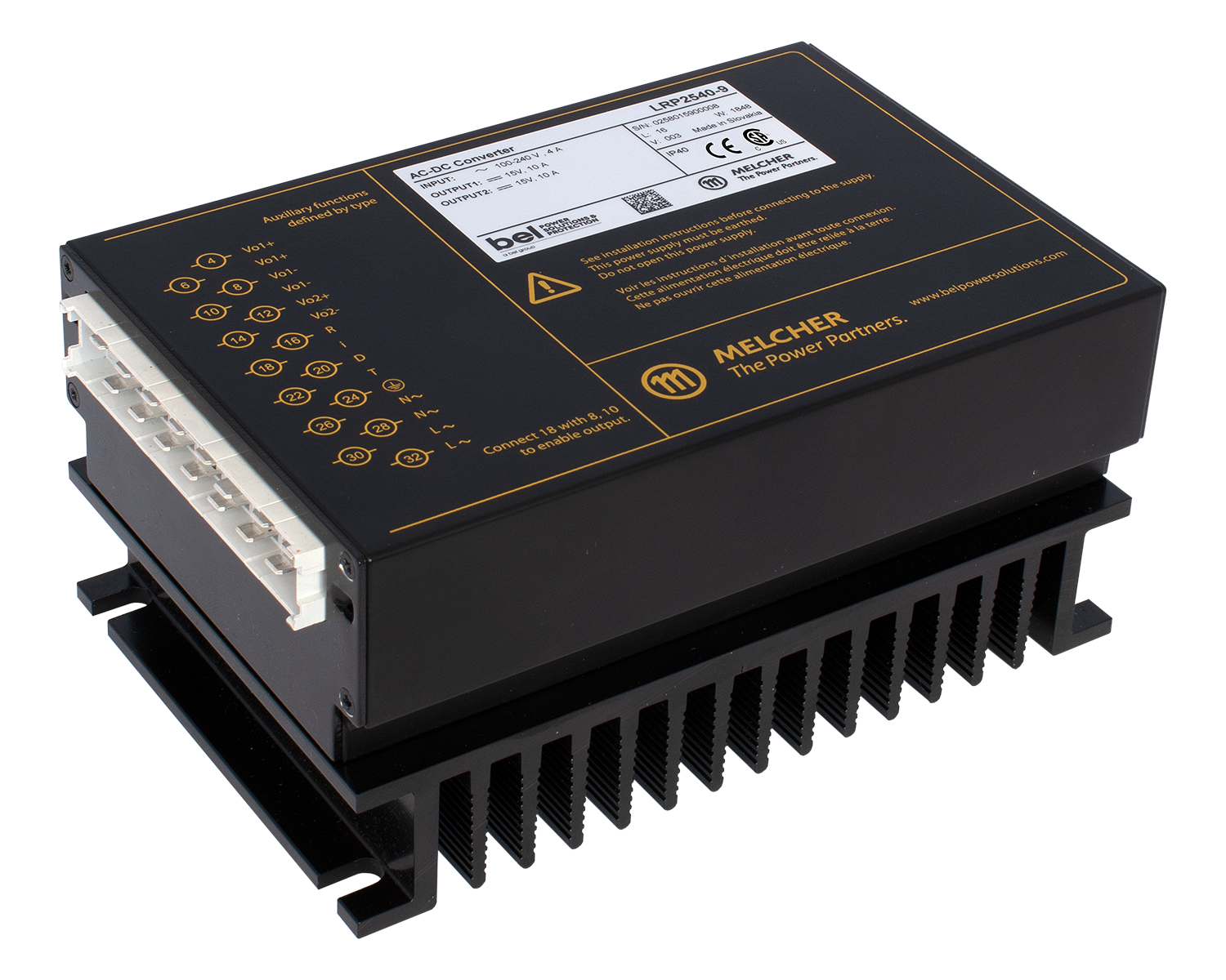 AC-DC Cassette Converters for Rugged Industrial Applications