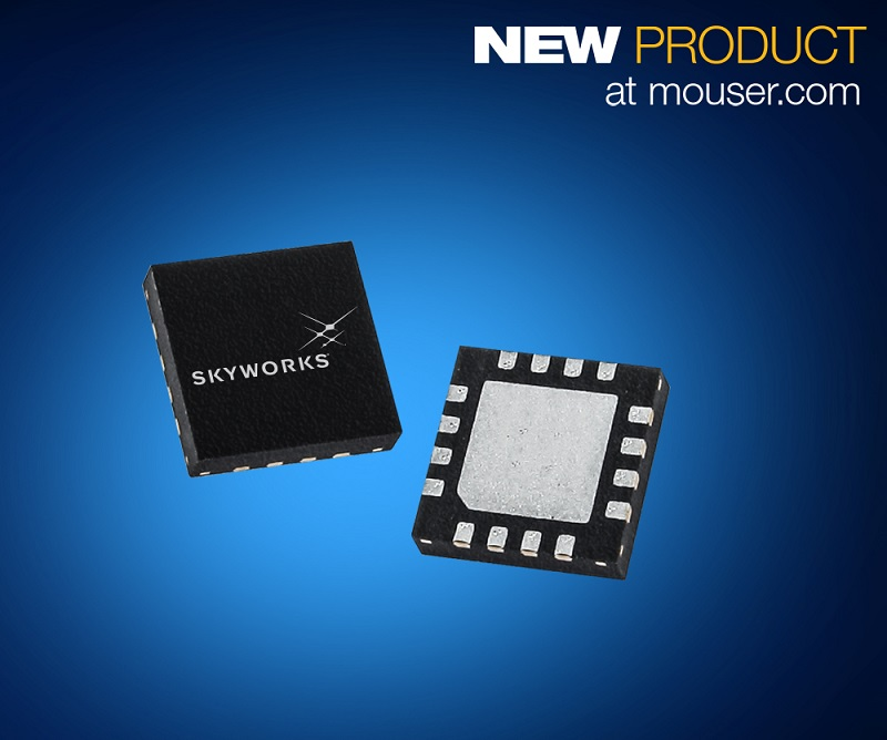 Mouser Electronics Now Shipping Skyworks SKY85726-11