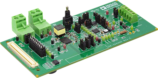 DAC Operates with a Power Supply Range from â�'33 V to +33 V