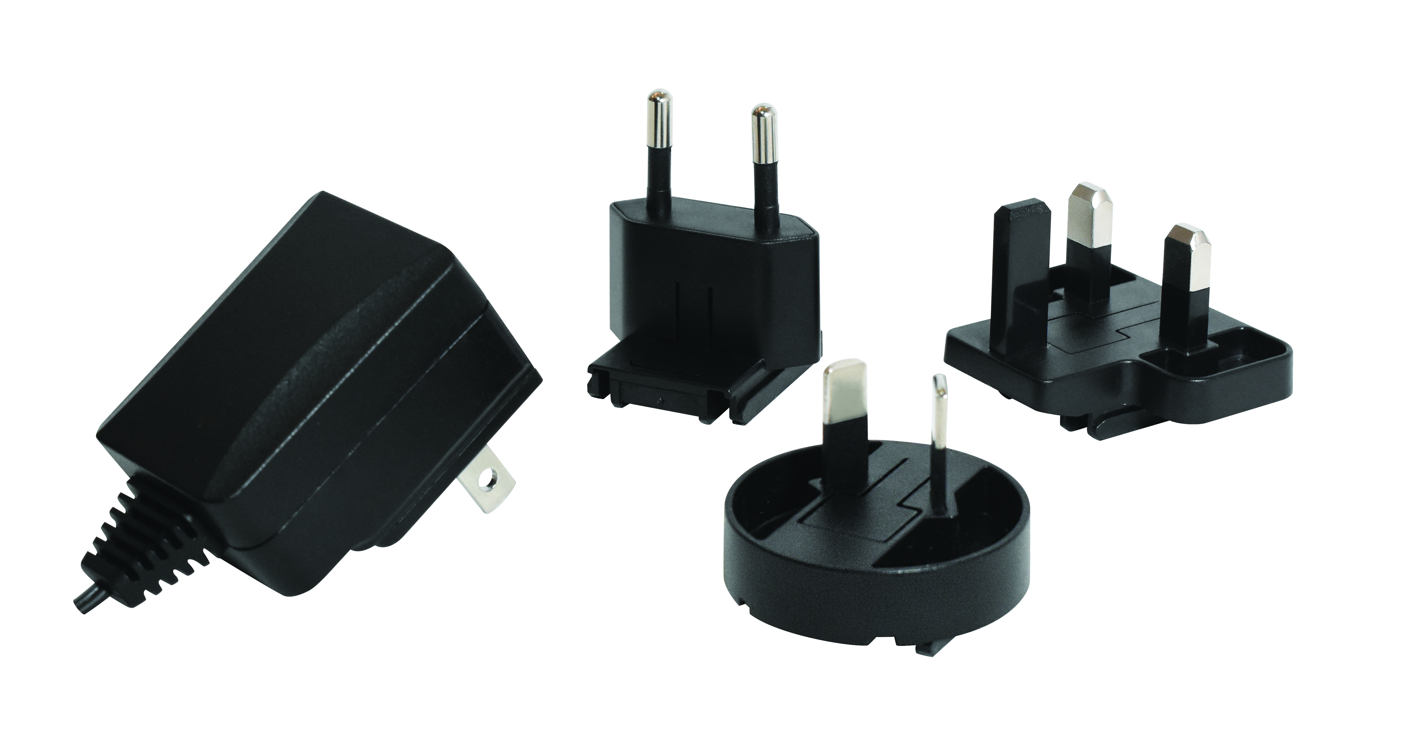 6 W Multi-Blade Power Adapter Boasts Ultra-Compact Package