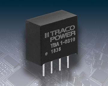 Improvements for Most Popular 1-watt DC-DC Converter Style
