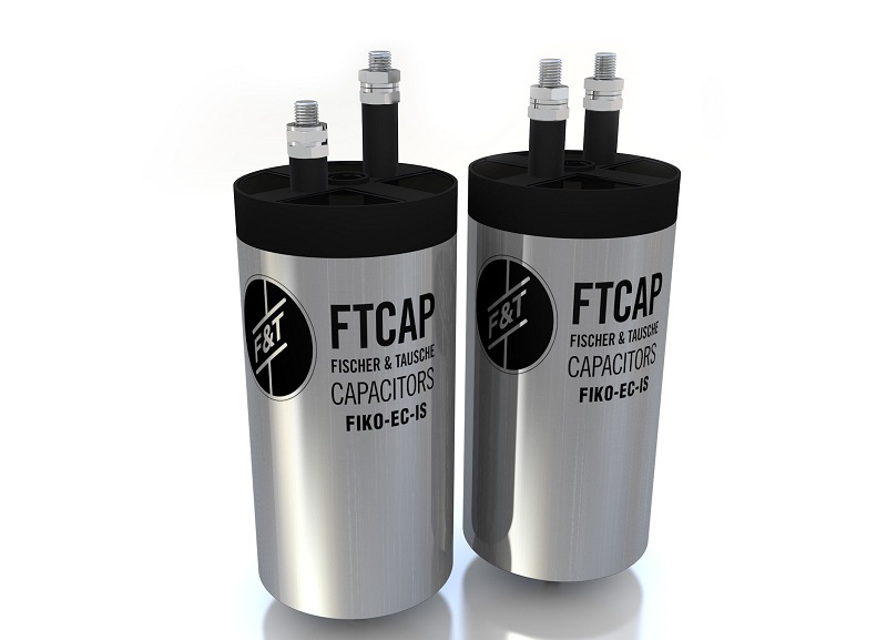 Energy Cap series from FTCAP for mounting on busbars