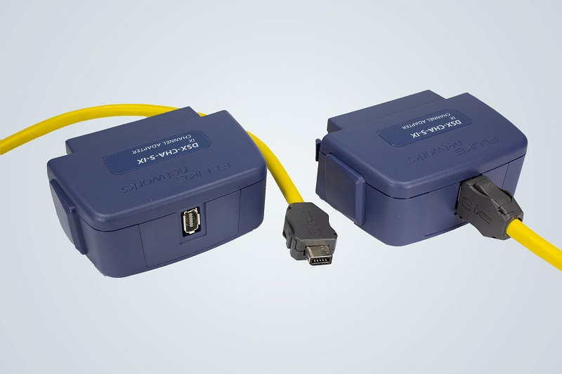 FLUKE DSX CableAnalyzer allows for pre-start up verification