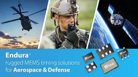MEMS Timing Solutions for Aerospace and Defense Applications