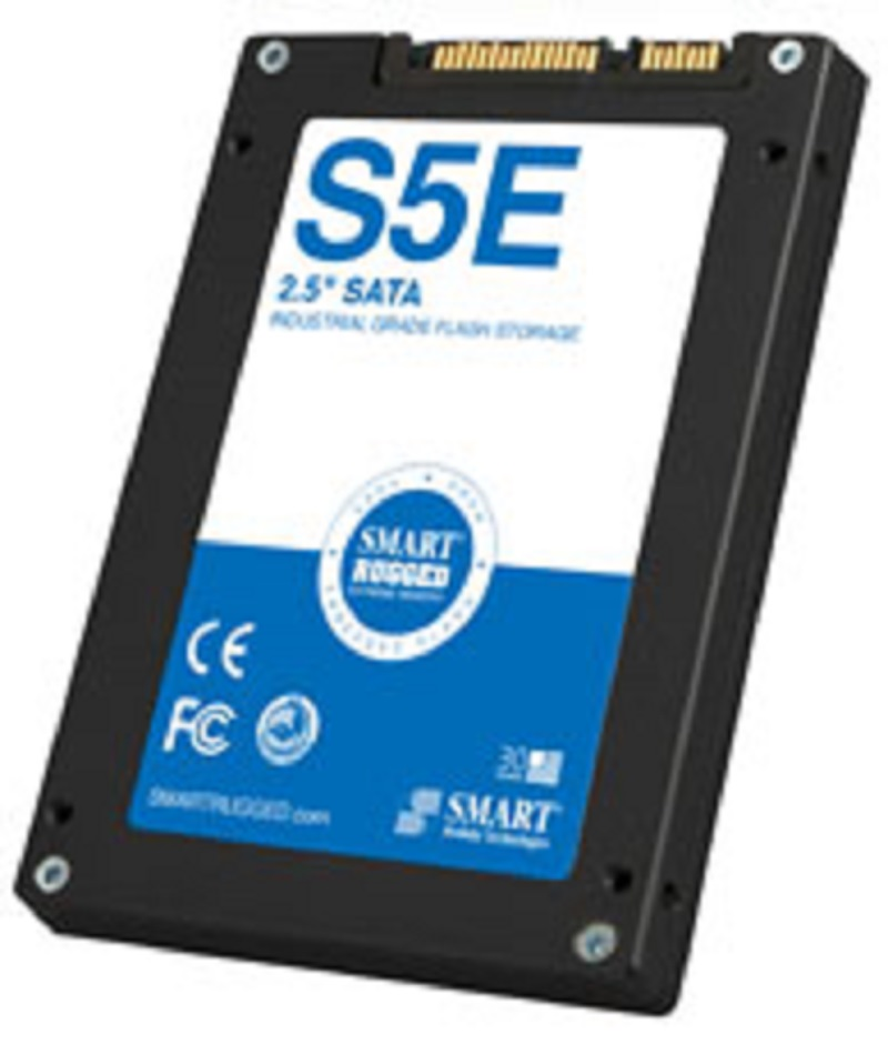 Rugged S5E SLC NAND-Based Solid State Drive