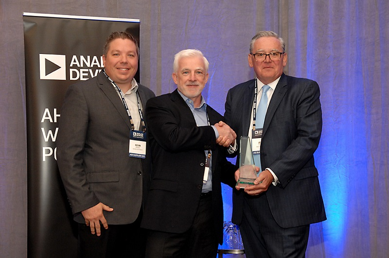 Analog Devices Honours Top Suppliers at Supplier Day 2019