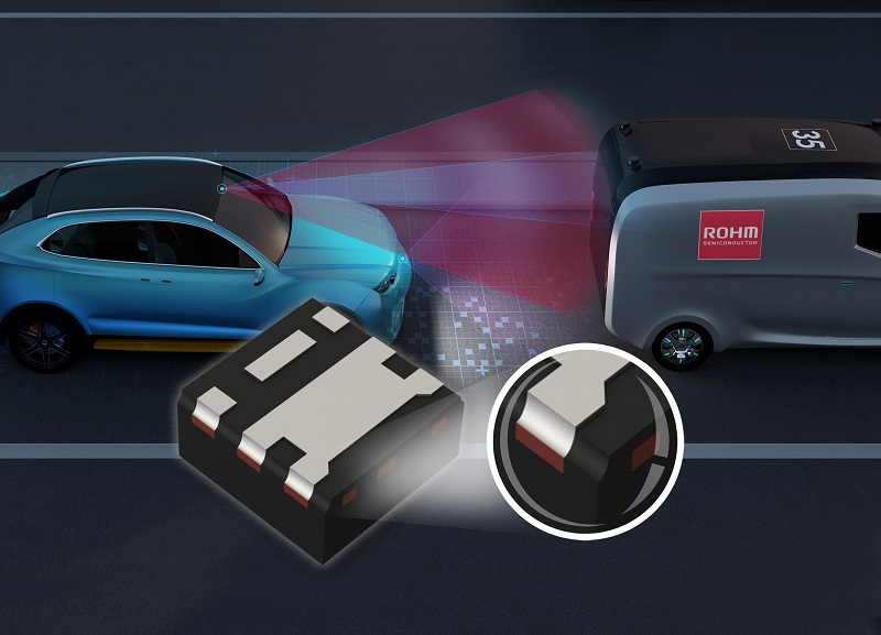 Small Automotive MOSFETs Provide Superior Mounting Reliability