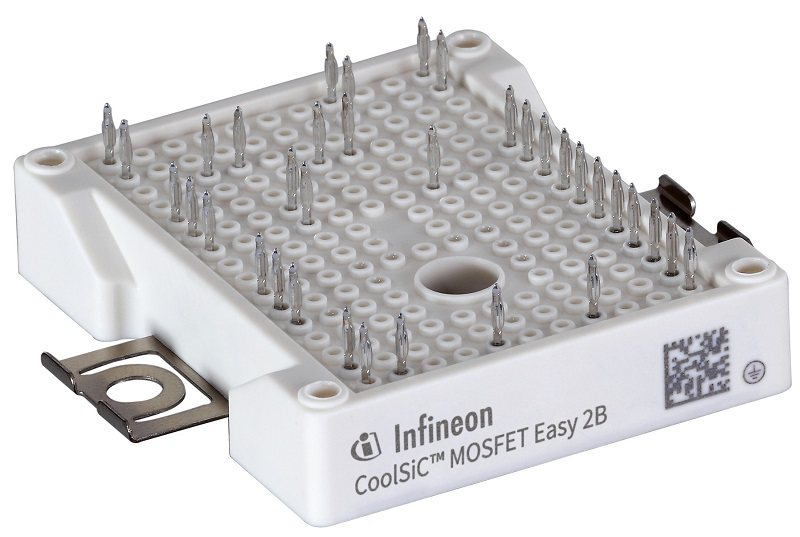 CoolSiC MOSFET and TRENCHSTOP IGBT in Easy 2B package