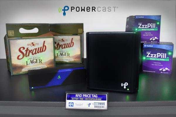Powercast: 3 FCC Approvals for Over the Air Wireless Power