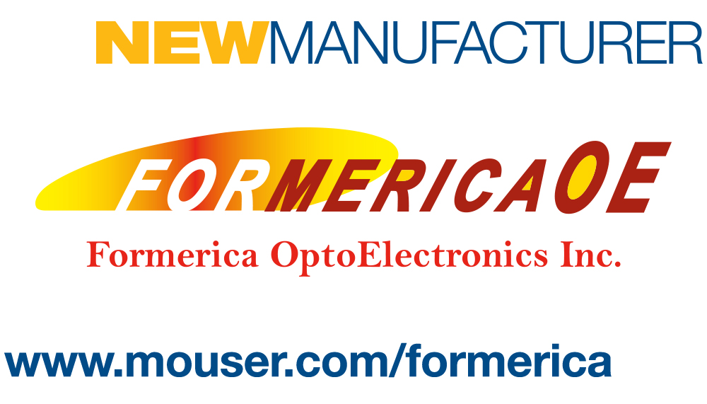 Mouser Electronics Signs Global Agreement with Formerica