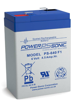 Rechargeable Lead Acid Battery Shipping from Sager