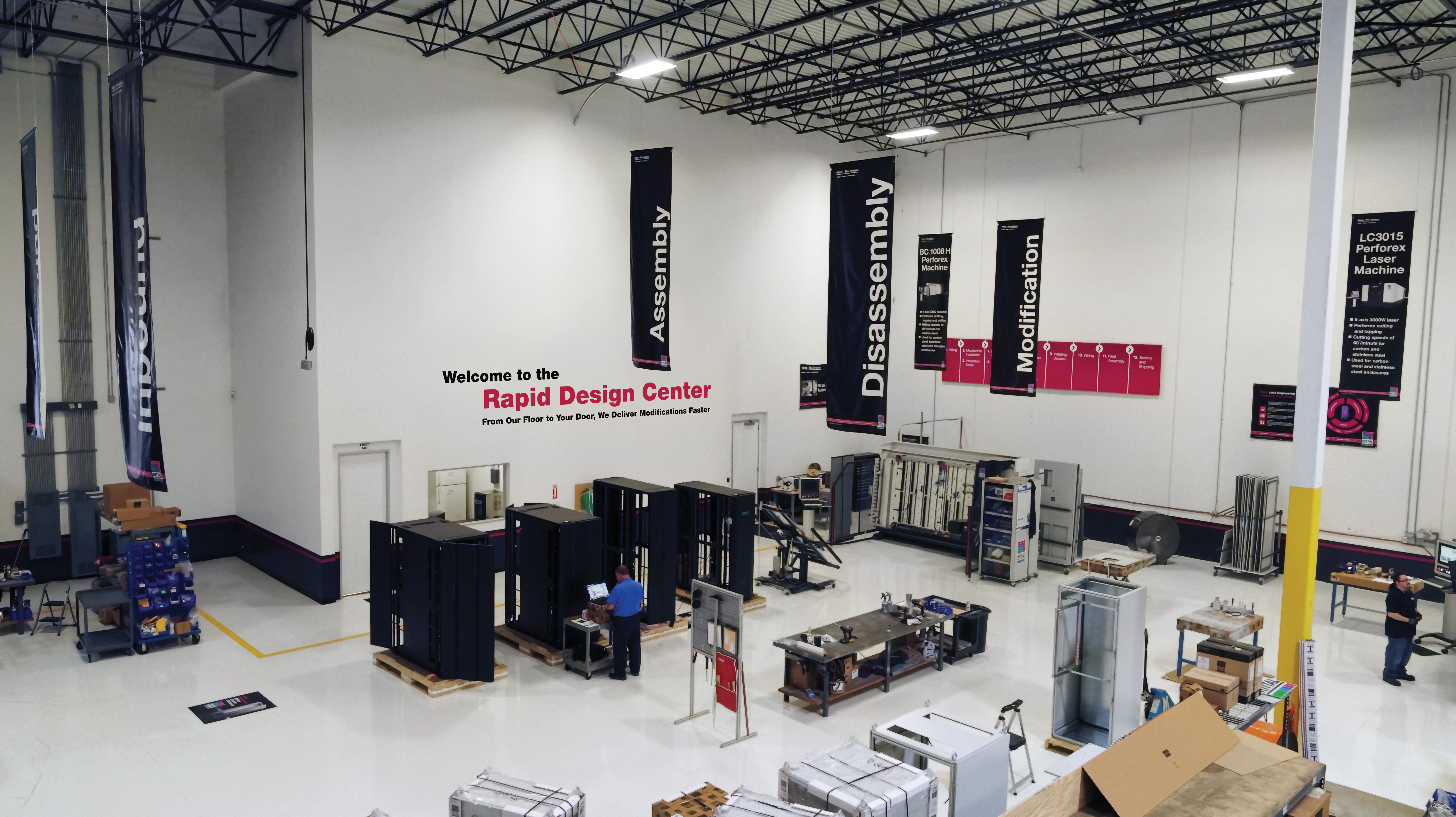 Rittal North America Opens Rapid Design Center in Houston