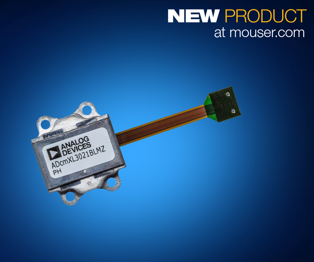 Triaxial Vibration Sensor for Condition-Based Monitoring