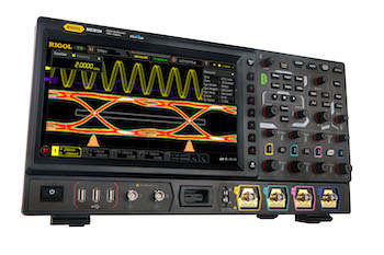 Digital Oscilloscope Delivers Bandwidth up to 2 GHz