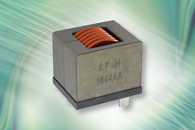 Edge-Wound Inductor Delivers Stable Inductance, Saturation