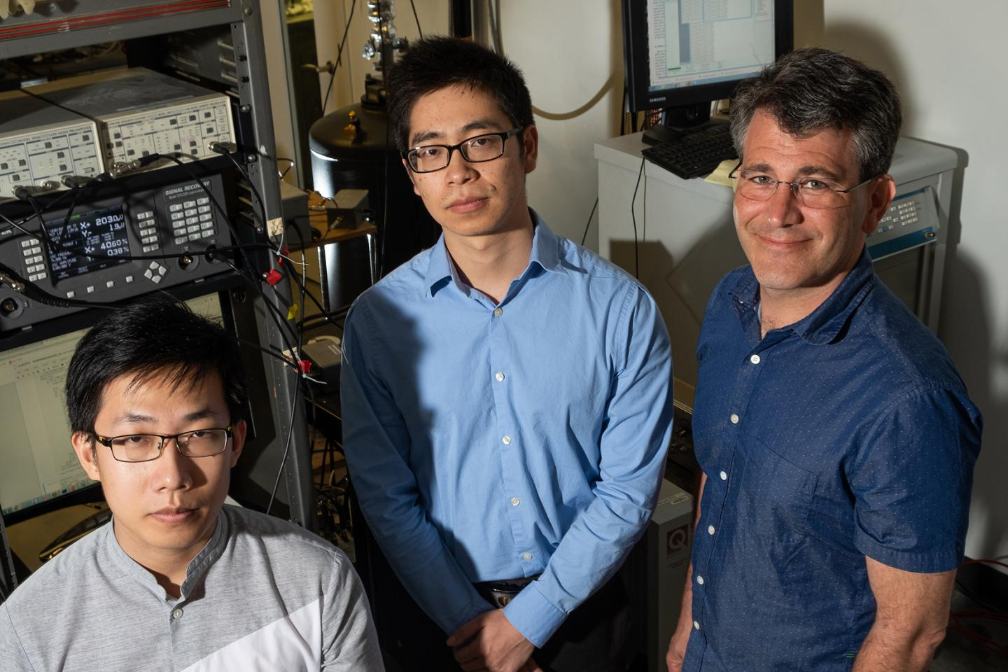 A Hallmark of Superconductivity, Beyond Superconductivity