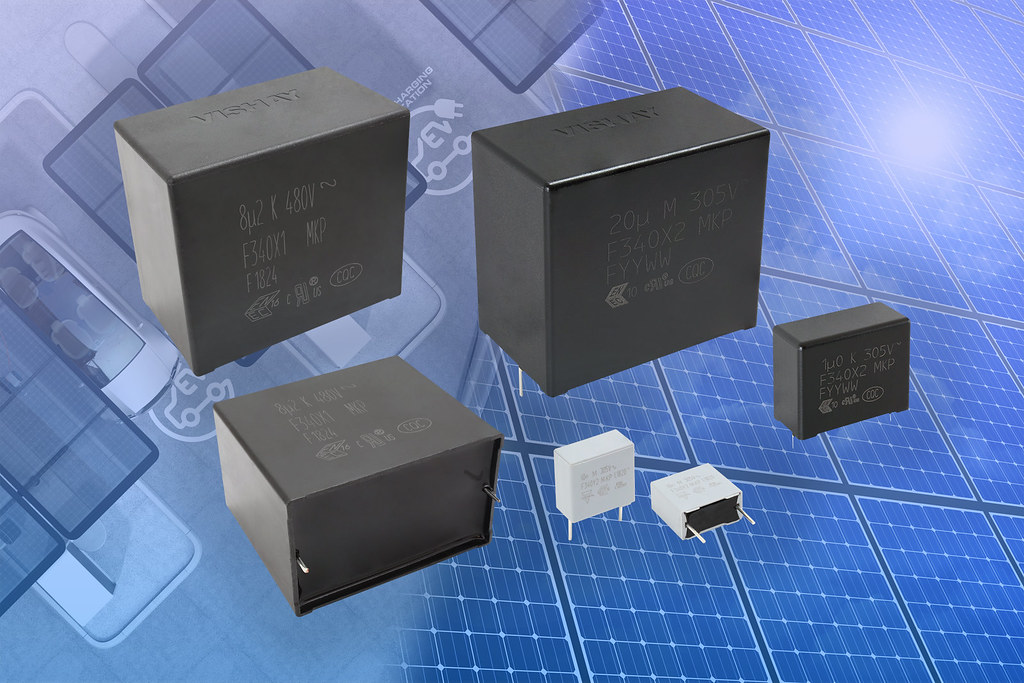 EMI Suppression Film Capacitors Certified to IEC 60384-14