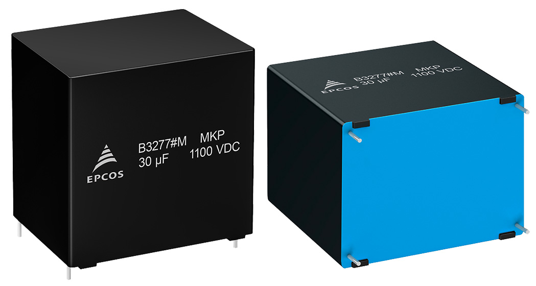 Film Capacitors for DC Link Applications