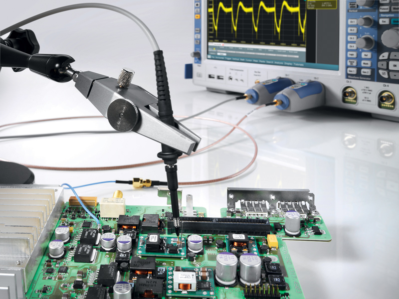 Power Integrity Verification with an Oscilloscope