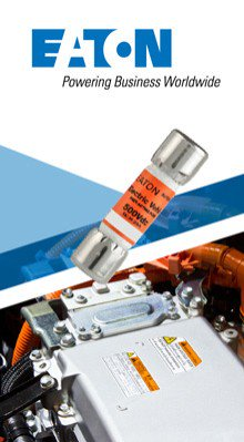 High-Speed Compact Fuses use up to 48% Less Enclosure Space